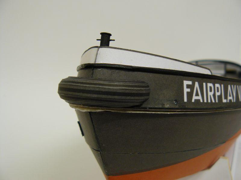 Fairplay V, Schreiber-Bogen 1:50 Fairpl69