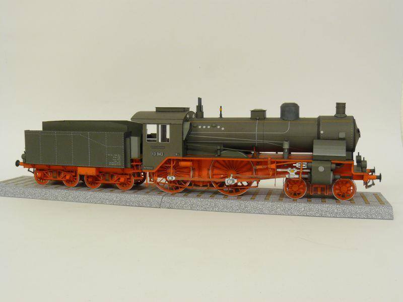 Preussische S 6 mit Tender, Pirling Modell, M 1:45 S6_gal11