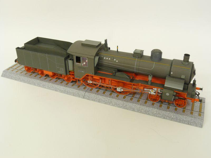 Preussische S 6 mit Tender, Pirling Modell, M 1:45 S6_gal14