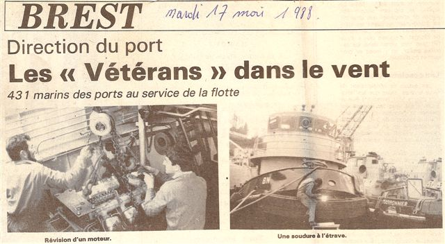 DIRECTION DU PORT DE BREST - Page 2 Dp110