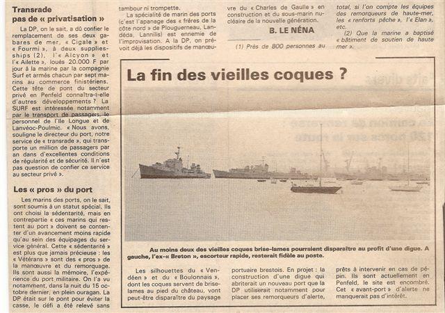DIRECTION DU PORT DE BREST - Page 2 Dp210