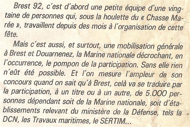 [Les ports militaires de métropole] Port de Brest - TOME 1 G110