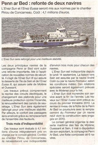 [Vie  des ports] LE PORT D'AUDIERNE - Page 2 Num-ri11