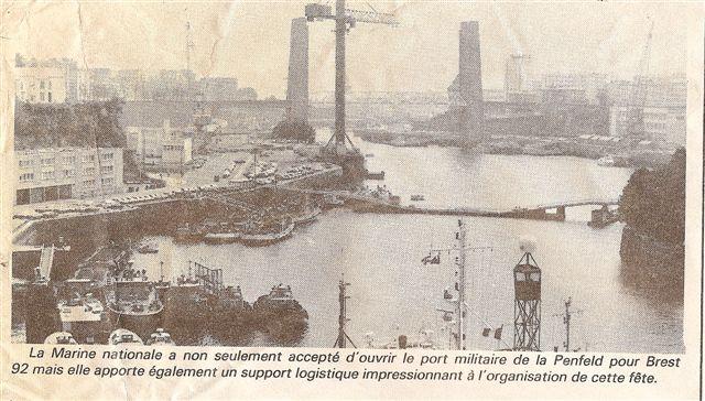 [Les ports militaires de métropole] Port de Brest - TOME 1 Numari48