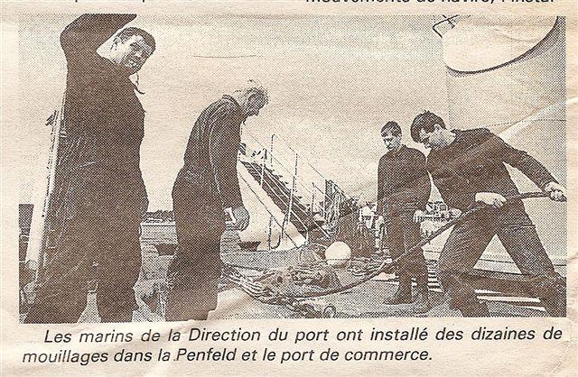 [Les ports militaires de métropole] Port de Brest - TOME 1 Numari49