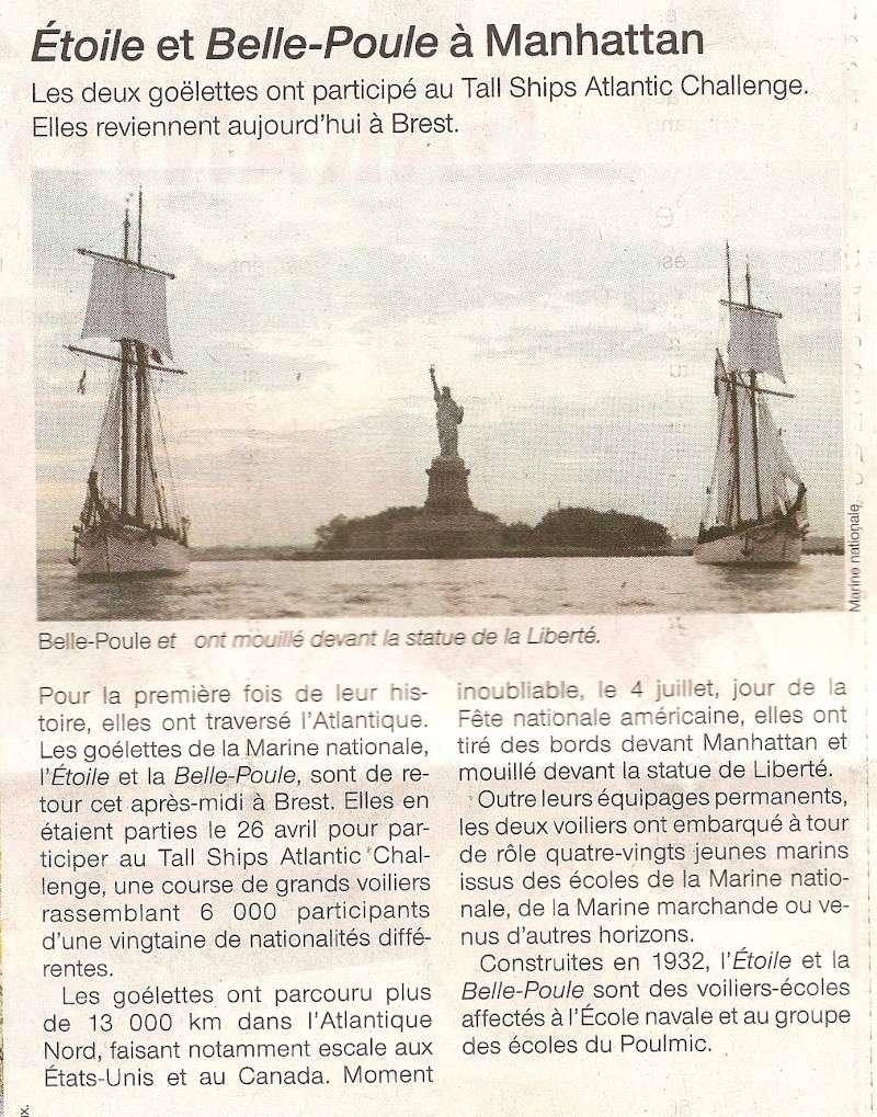 L'ÉTOILE ET LA BELLE-POULE (BE) - Page 5 Numari74