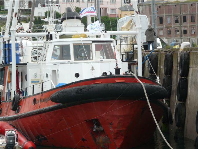 [Vie des ports] LE PORT DE DOUARNENEZ P1020629