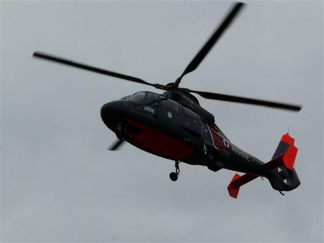 [ Aéronavale divers ] Hélicoptère DAUPHIN - Page 3 P1030510