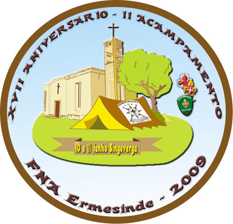XVII Aniversário e II Acampamento de Núcleo Acampa11
