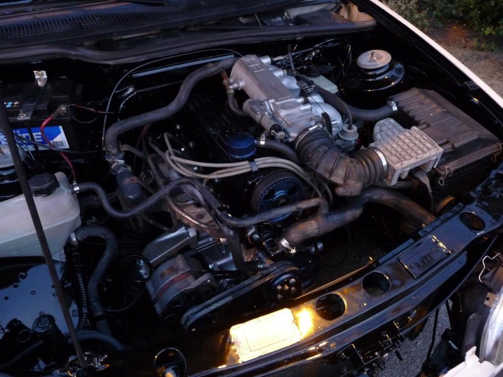 Schimpy - Ford Sierra Turbo -87 (Film sida 10) - Sida 2 P1000719