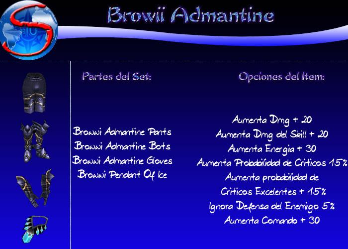 [NUEVOS] SETS ANCIENTS 1.05D+ 100% Browii10
