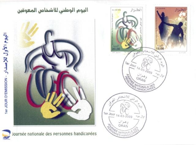 03/2009: Journée nationale des personnes handicapées Fdc13