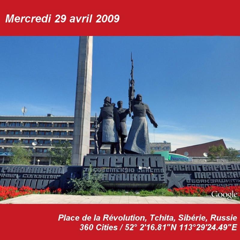 Avril 2009 (éphéméride) Mercre12