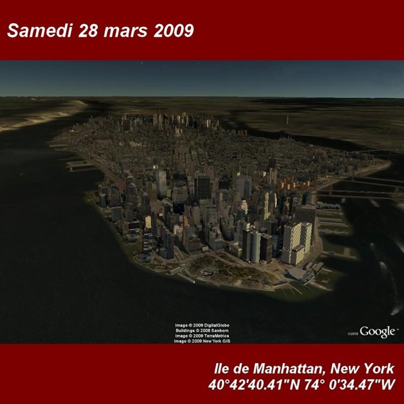 Mars 2009 (éphéméride) Samedi11