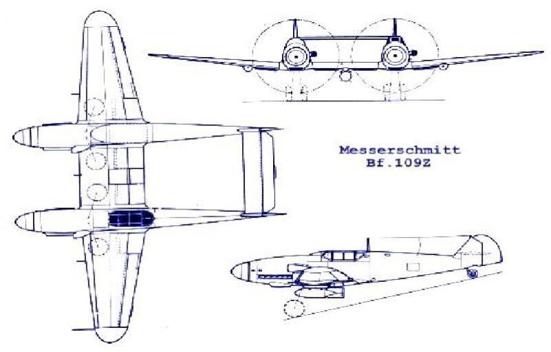 Avions - Page 26 Bf109z10