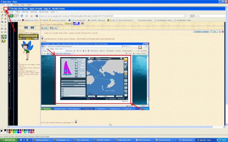 Vendée Globe 2008 : régate virtuelle - Page 26 Cours411