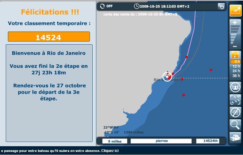 La Clipper 09-10 Round the World Yacht Race - Page 3 Rio10
