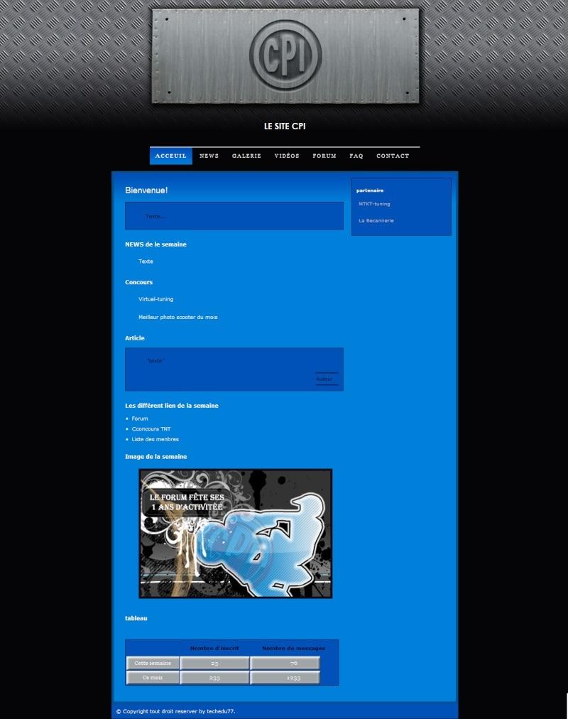 Site WEB ? Site_c10