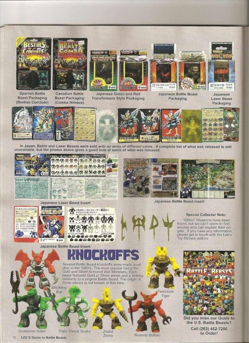 BATTLE BEASTS / Les Dragonautes (Hasbro, Takara) 1987-1988 Battle29