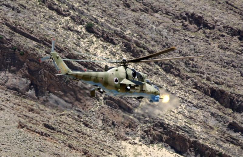 Armée Afghane/Afghan National Army(ANA) Firing10