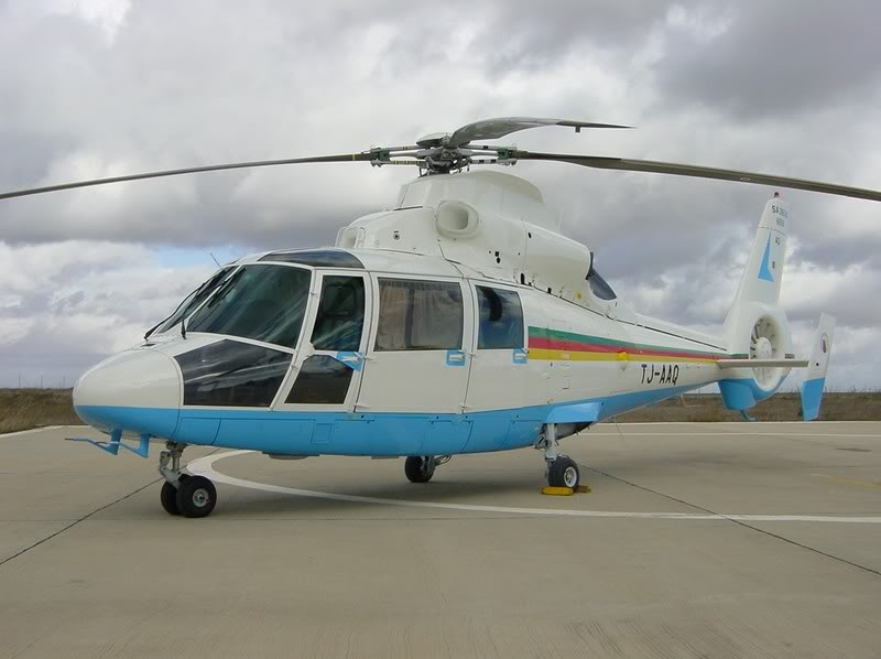 Forces Armées Camerounaises Sa-110
