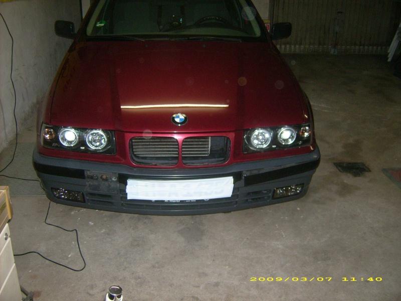 Gusman's BMW E36 auf E46 Front Umbauen Dsci9010