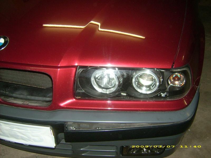 Gusman's BMW E36 auf E46 Front Umbauen Dsci9011