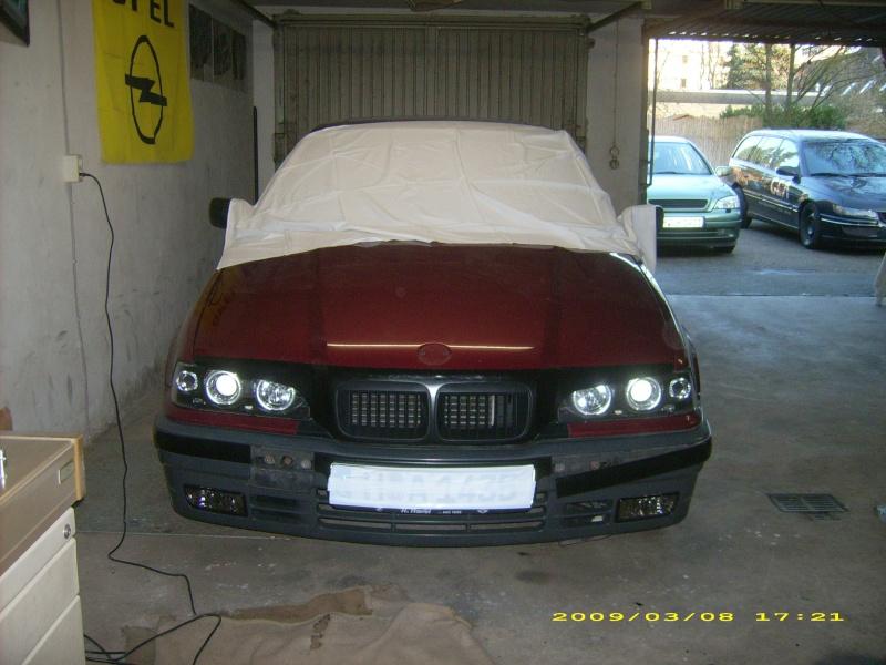 Gusman's BMW E36 auf E46 Front Umbauen Dsci9130
