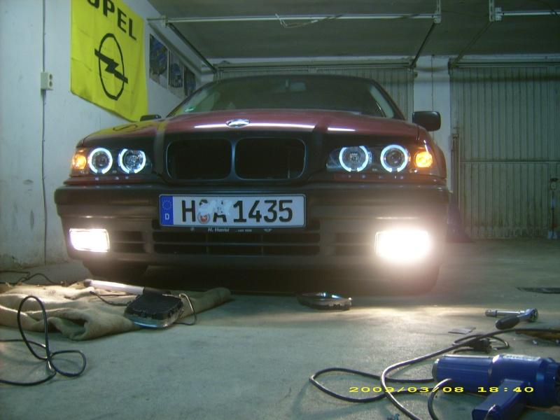 Gusman's BMW E36 auf E46 Front Umbauen Dsci9131