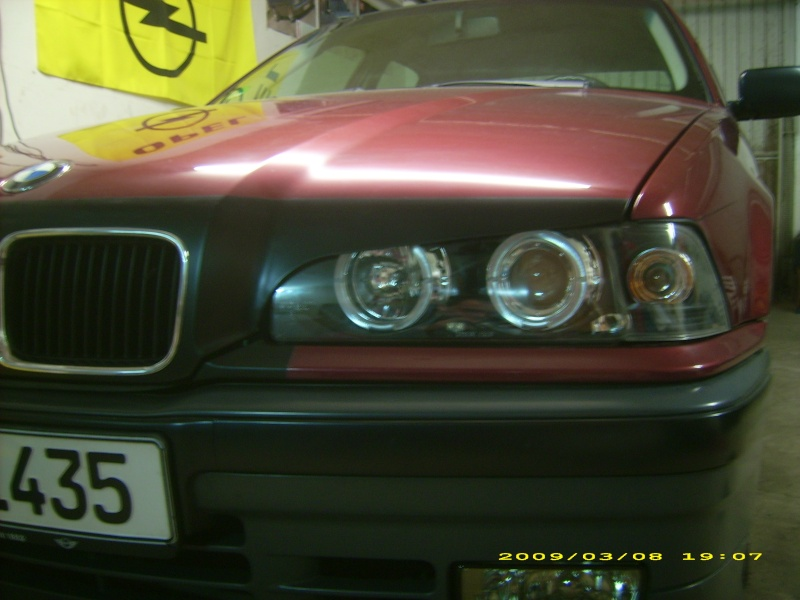 Gusman's BMW E36 auf E46 Front Umbauen Dsci9132