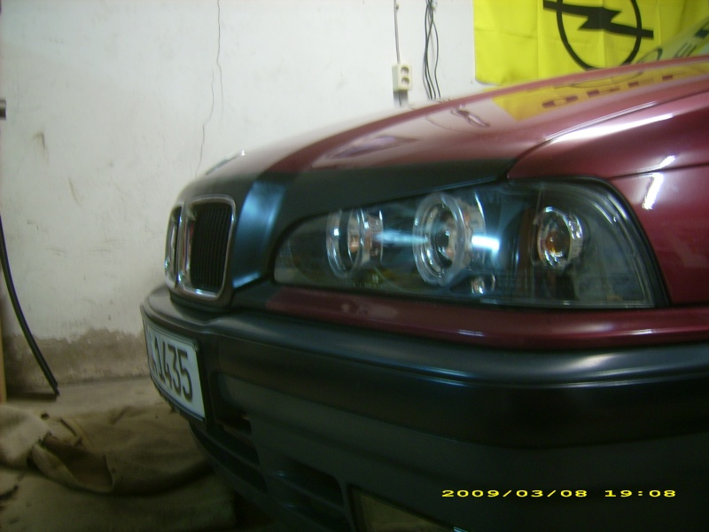 Gusman's BMW E36 auf E46 Front Umbauen Dsci9133
