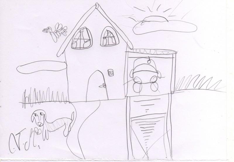 """le jeu des 5 minutes [TOME 1: """"une maison""""] TERMINE Meliss10"""