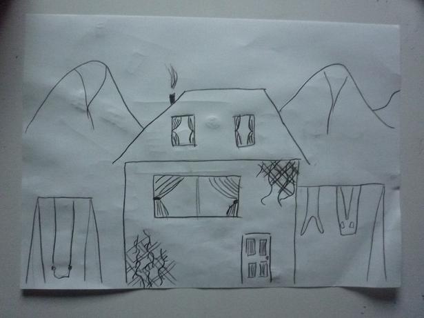 """le jeu des 5 minutes [TOME 1: """"une maison""""] TERMINE Wendy10"""