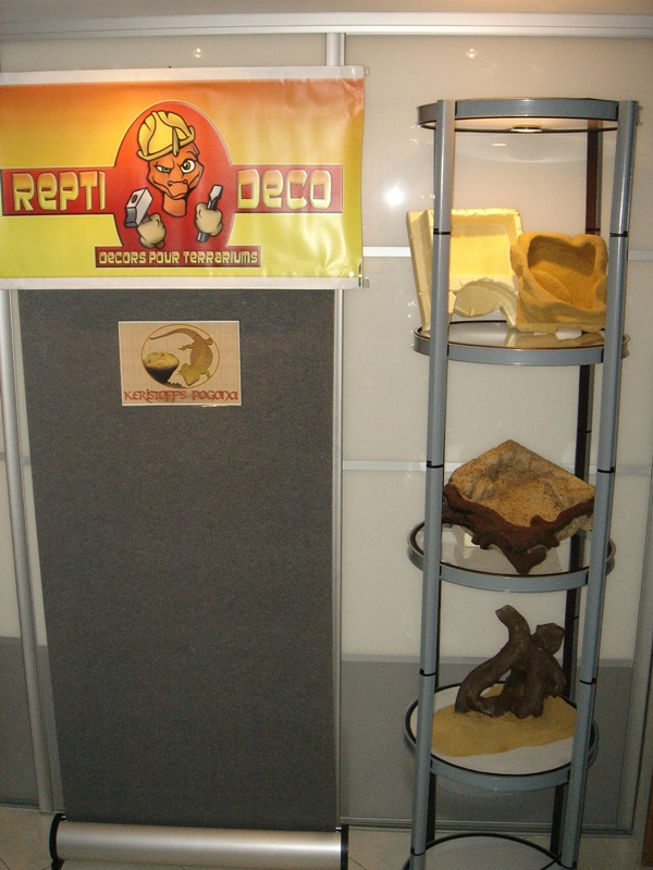 REPTI-DECO présent au salon des animaux de Lyon Dsc09714