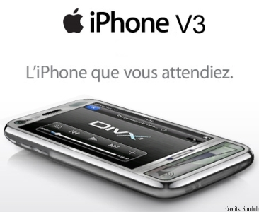 iPhone Nano ou iPhone V3 ? les rumeurs vont bon train... Iphone11