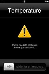 L'astuce d'Apple quand l'iPhone chauffe trop Iphone20