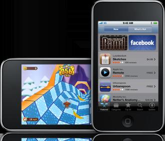 Partager des applications AppStore via Wifi entre 2 iPhones ! Softwa11