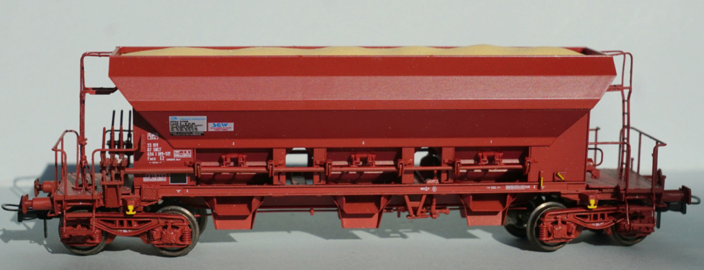 [R3M] 1 chargement de Sable pour Wagons trémie F70 Facs de (REE modèles) Dsc07314