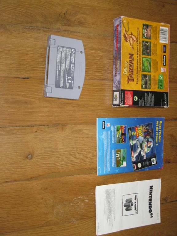 [VDS] Plein de jeux nintendo 64, 3ds et wii u collector zelda - Page 5 Img_4646