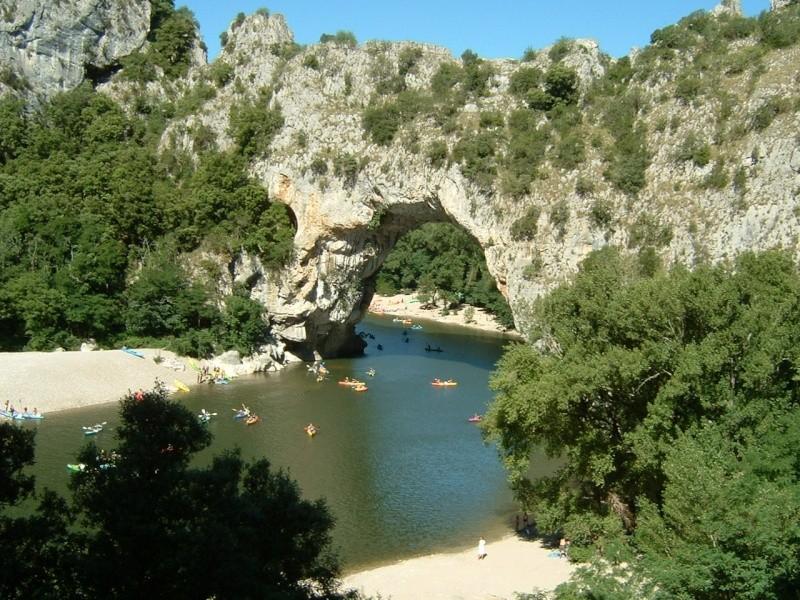 07 et 83 - Gorges de L'Ardèche et du Verdon Gorges11