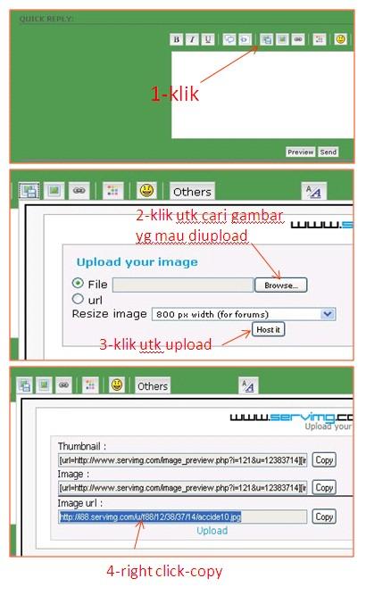 Cara upload/masukkan gambar dalam forum 710