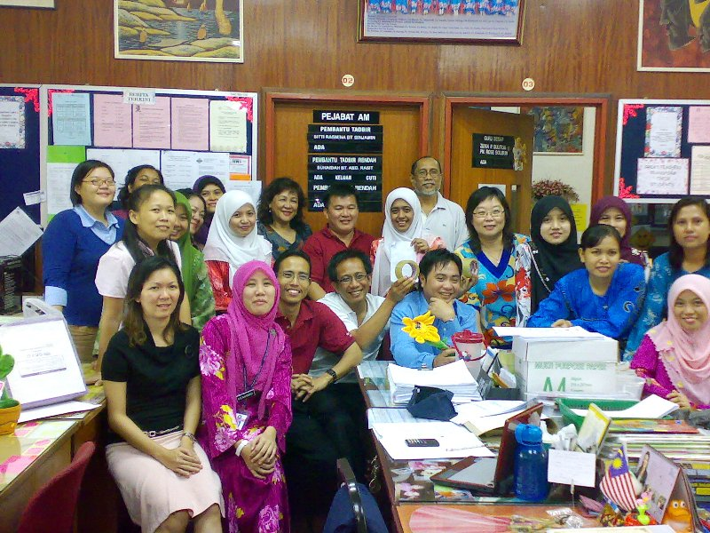 Gambar kunjungan cikgu Francis -9sept09 09092011