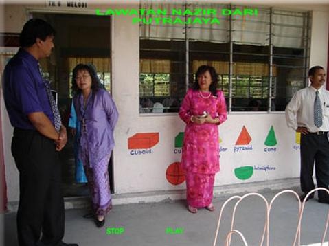 Lawatan Nazir dari Putrajaya - 2007 2009-011