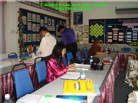 Lawatan Nazir dari Putrajaya - 2007 2009-016