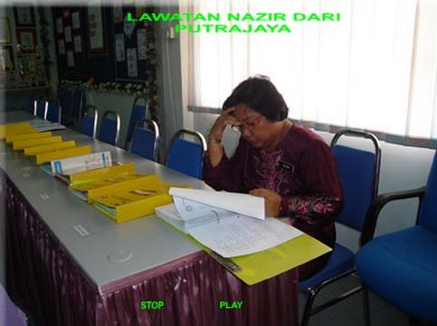 Lawatan Nazir dari Putrajaya - 2007 2009-017