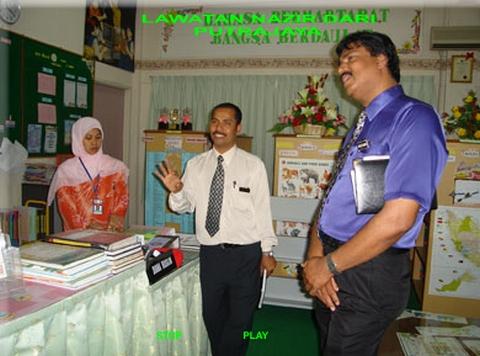 Lawatan Nazir dari Putrajaya - 2007 2009-018