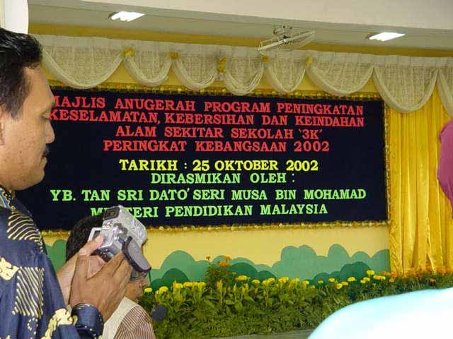 Johan Pertandingan 3K Peringkat Negeri Sabah 2002 Dsc02410