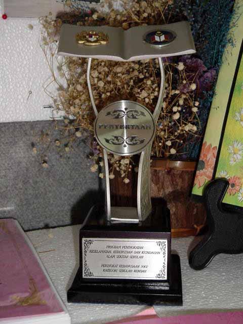 Johan Pertandingan 3K Peringkat Negeri Sabah 2002 Dsc02510