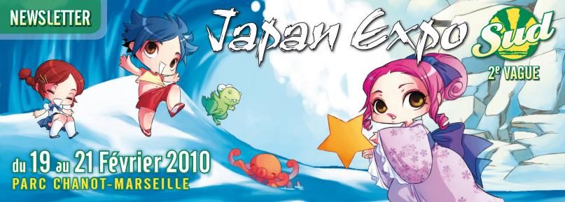 Japan Expo Sud 2010 : toutes les Newsletters (03/0?) Jes110