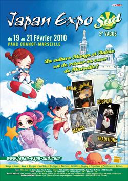 Japan Expo Sud 2010 : toutes les Newsletters (03/0?) Jes210